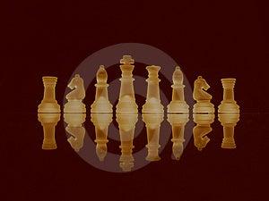 Chess IV Royalty Free Stock Image - Image: 24096