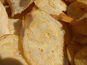 Crisps Free Stock Photo