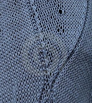 Handknitt Texture Free Stock Photos