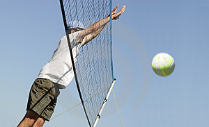 Volleyball Royalty Free Stock Images - Image: 26999