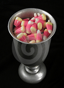 Goblet Of Goodies Royalty Free Stock Photos - Image: 27108