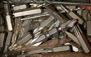 Rusty Bits Stock Photo - Image: 27550