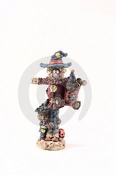 Scarecrow Figurine Stock Photography - Image: 27952