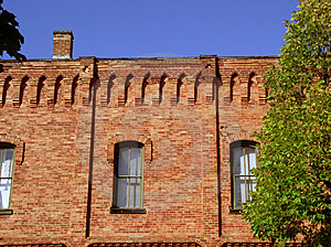 Red Brick Wall Stock Photos - Image: 28583