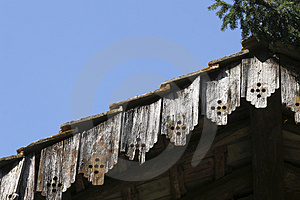 Slated Roof Free Stock Images