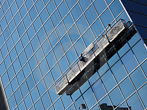 Window Washers Free Stock Photos