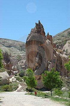 Cappadocia 1 Lizenzfreie Stockfotos