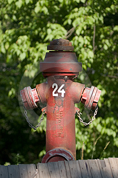 Hydrant Free Stock Image