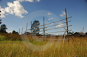 Fence Free Stock Photography