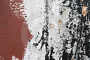 Peeling Paint 1 Free Stock Photography
