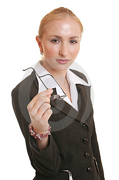 Holding Glasses Free Stock Photo