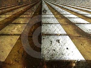 Carrelage planaire 1 Photo stock