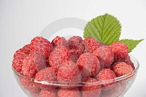 Raspberry Bowl Free Stock Photos