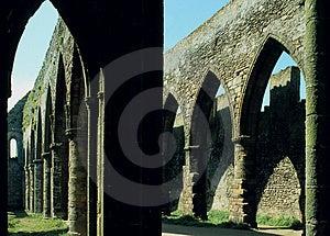 Pillars Free Stock Photography
