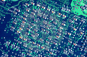 Circuits Free Stock Image