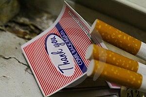 Thank You For Smoking Royalty Free Stock Photos - Image: 2000018