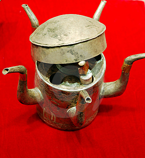 Ancient Minority   Silverware Stock Photo - Image: 2003730