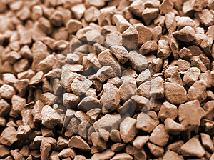 Instant Coffee Granules Stock Images - Image: 2004204