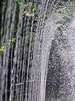Plaska Fountaing Royaltyfri Fotografi - Bild: 2004437
