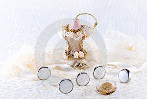 Wedding Still Life Royalty Free Stock Image - Image: 20002106