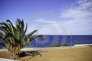 Aegean Sea View Royalty Free Stock Image - Image: 20002186