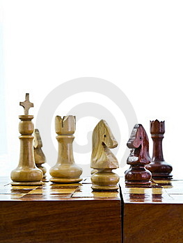Chess Strategy Royalty Free Stock Photos - Image: 20002248