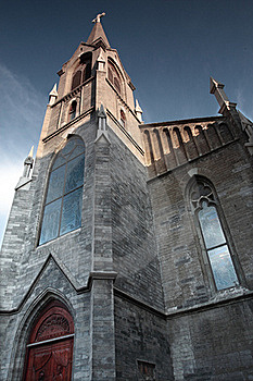 Church In Beijing, China Royalty Free Stock Photo - Image: 20003355