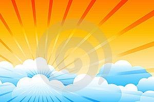 Sunburst Stock Images - Image: 20006254