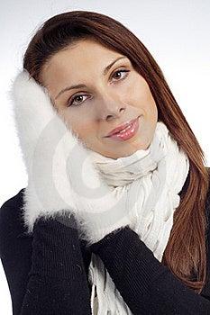 Girl Want Ti Sleep Stock Photography - Image: 20007692