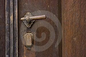 Door Detail Stock Photography - Image: 20008552