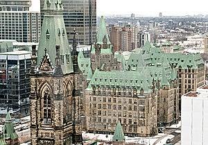 Aerial Parliament Stock Photos - Image: 20008843