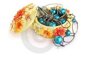 Jewelery Box Stock Photos - Image: 20013443