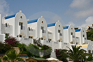 Hotel Building Royalty Free Stock Images - Image: 20018429