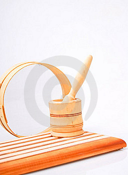 Cooking Accessories Royalty Free Stock Image - Image: 20022826