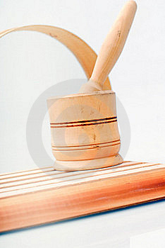 Cooking Accessories Royalty Free Stock Photography - Image: 20022827