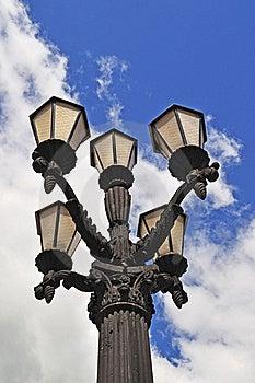Retro Lantern Royalty Free Stock Image - Image: 20023446