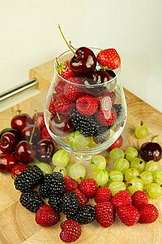 Variety Of Berries Stock Image - Image: 20023881