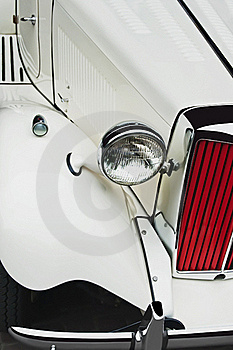 Retro Car_01 Royalty Free Stock Images - Image: 20024279