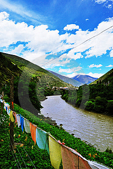 Harmony Western Sichuan Plateau Stock Image - Image: 20025511