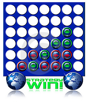 Strategy Win! Stock Images - Image: 20026004