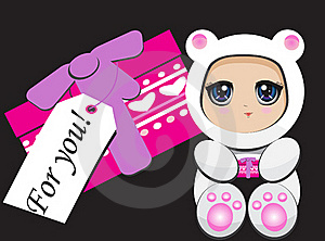 Card For You Stock Photo - Image: 20029370