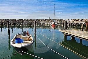Marina Royalty Free Stock Image - Image: 20031796