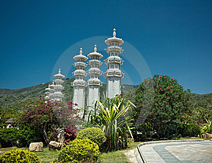 Buddhist Temple Stock Images - Image: 20032384