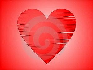 One Broken Heart Stock Photo - Image: 20045560