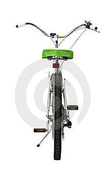 Women's Mountain Bike Stock Photo - Image: 20046000