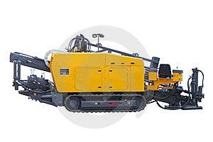 Asphalt Spreading Machine Royalty Free Stock Images - Image: 20046309