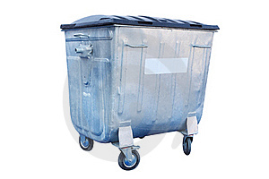 Refuse Bin Royalty Free Stock Images - Image: 20046409