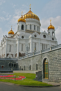 The Cathedral Of Christ The Saviour Stock Photography - Image: 20046802