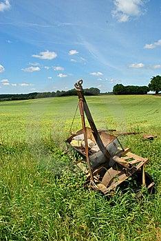 Farming In Frane Stock Image - Image: 20047351