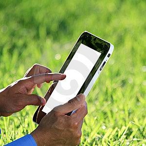 Digital Tablet Royalty Free Stock Photos - Image: 20047528